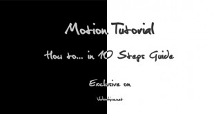 Motion Tutorial AE Template Preview Img