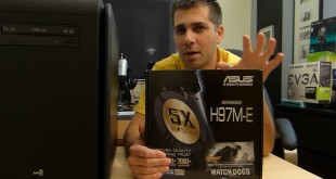 Asus H97M-e Review