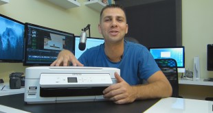 Epson Expression Home XP 325 Review Roberto Jorge