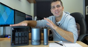 WD My Cloud EX 4100 Review Roberto Jorge