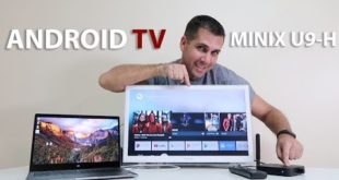 HOW TO INSTALL ANDROID TV OS on MINIX U9-H | STEP by STEP Guide