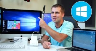How to Install Windows 10 Boot Camp External SSD Thunderbolt