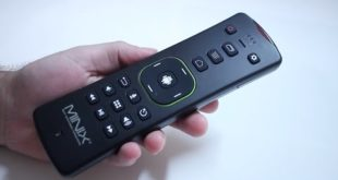 Minix A3 Gyro Wireless Remote Control Review