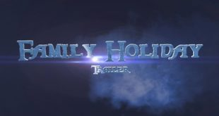 After Effects Template   Family Holiday Trailer