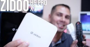 ZIDOO H6 PRO & X7 ANDROID TV Box