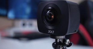 Gygabyte Jolt 360 Camera Full Review