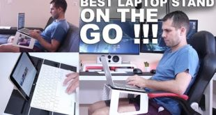 iMoov | The BEST LAPTOP STAND on The GO !!!