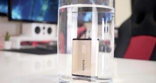 Water Proof SSD | ADATA SE 730 | Is It Fast?