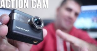 DBPOWER ACTION CAM REVIEW