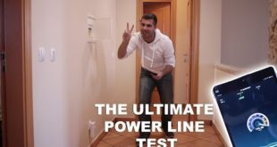 The ULTIMATE Power Line Adapter Tests   Devolo 1200 WIFI AC
