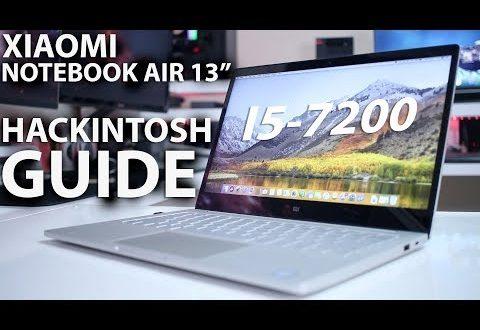 Hackintosh Laptop