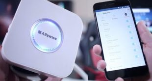 BUDGET ALARM SYSTEM | ALFAWISE SMART SECURITY T90