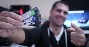 WD GREEN vs WD BLUE vs WD BLACK M.2 SSD   Comparison & Opinion