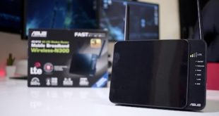 Router ASUS 4G-N12 LTE N300 Review