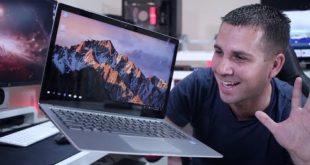 350$ MacBook AIR CLONE | CHUWI LapBook AIR