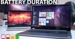 XIAOMI Notebooks BATTERY DURATION WINDOWS 10 & MacOS