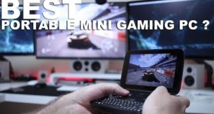GPD WIN | PORTABLE MINI GAMING Windows PC !!!