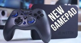 Wetek GAMEPAD OVERVIEW