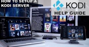 How to SETUP a KODI SERVER on a Android TV Box?