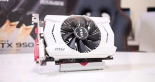 MSI GTX 950 Review & Gaming Results