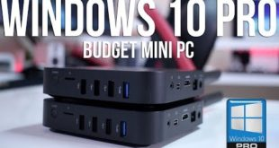 Minix Z83-4 PRO | WINDOWS 10 PRO BUDGET MINI PC !!!