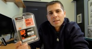Kingstom SSD V300 | Speed Test and Comparison