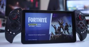 PLAYING FORTNITE on a ANDROID TABLET | Mi Pad 4 | I REALLY SUCK AT IT
