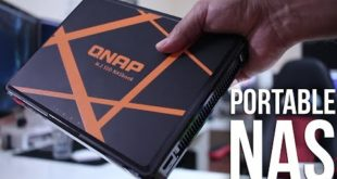 QNAP NASBOOK | INTERESTING PORTABLE NAS | TBS-453 Overview
