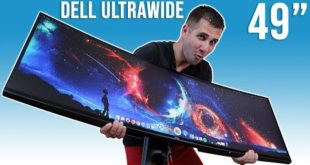 The BEST ULTRAWIDE Display ? Dell 49 Curved MONITOR