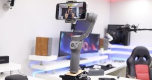 Does the DJI Osmo Mobile 3 Track 360º ??