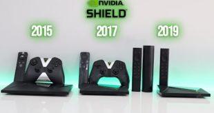 Nvidia SHIELD TV 2015 vs 2017 vs 2019 & 2019 Pro   WHICH Should I Get ?? 🤔