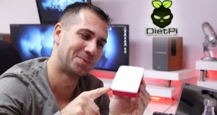 DietPi – HOW To Install & Initial Configuration on the Raspberry Pi 4
