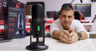 SPECTACULAR Microphone Thronmax Mdrill One PRO | Full Review
