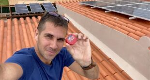 Solar Power Measurement with 13€ – Shelly 1PM WOW !!!