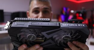 Nvidia GeForce RTX™ 3060 TI EX – KFA2 … Great PERFORMANCE !!!