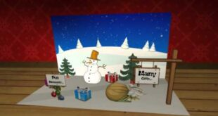 Christmas Card – After Effects Template