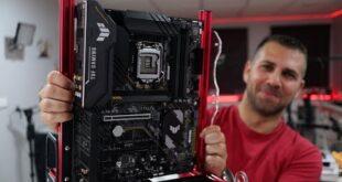 ASUS TUF Gaming B560 Plus Wifi  Intel 11th Gen CPU
