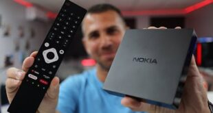 Android TV Box NOKIA Streaming Box 8000 📺
