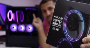 Gaming PC RGB FAN KFA2 Vortex Wind