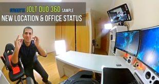 360 Jolt Duo | Office Status Update