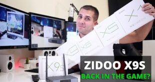 Zidoo X9S Review | Back In The Game?