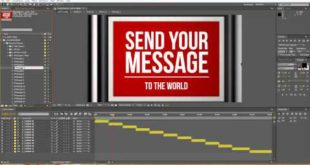 After Effects Tutorial – Photo Frames