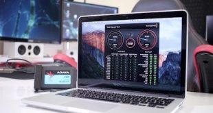 ADATA SSD SU800 256GB Speed Tests