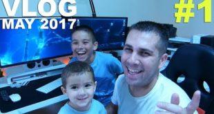 VLOG 1 | MY DIARY MAY 2017