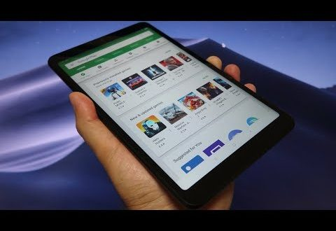HOW TO INSTALL GOOGLE Play Store on the Xiaomi Mi Pad 4
