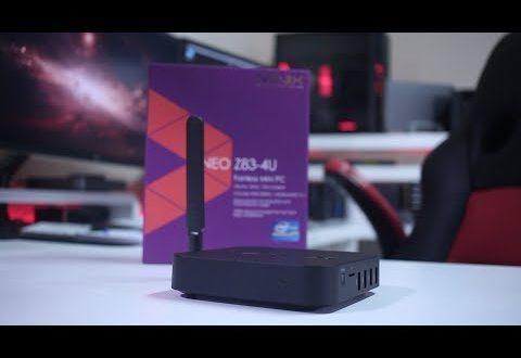 NEW Minix NEO Z83-4 UBUNTU – Roberto Jorge
