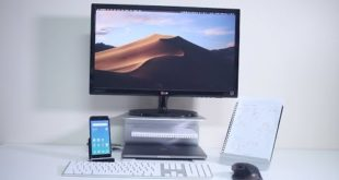 Interesting Monitor STAND with Shelve 🖥