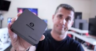 ANDROID TV Box Alfawise A8 🤔