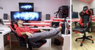 Gaming Chair ALPHA Gamer ZETA   AWESOME !!! 👍
