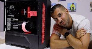 SPECTACULAR PC Case !!! Lian Li Lancool II + Streamer